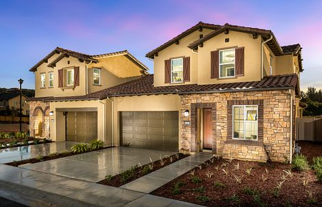 Monarch Ridge Townhomes Sage Exterior