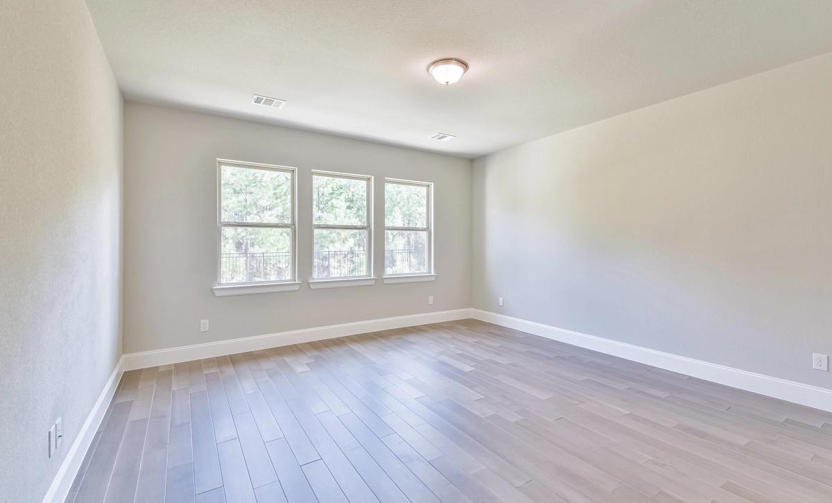 Harper's Preserve Plan 5019 Primary Bedroom