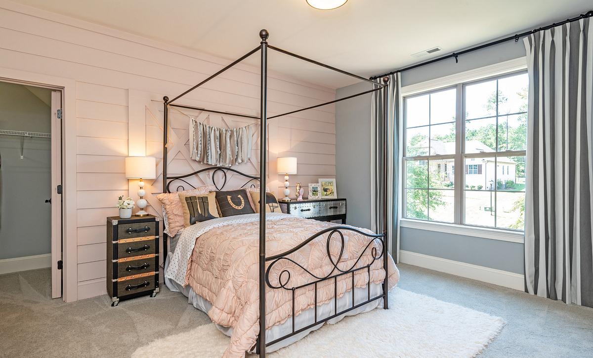 Grayson plan Bedroom 2