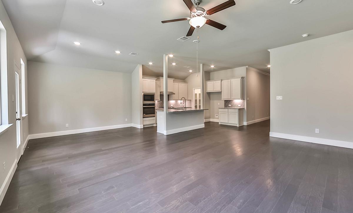 Plan 4019 Living Area
