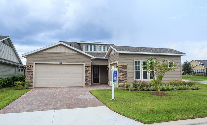 Trilogy at Ocala Preserve Quick Move In Home Exterior