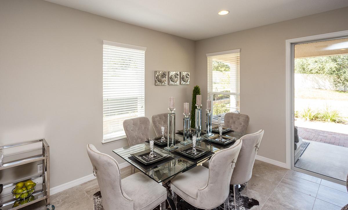 Trilogy Orlando Affirm Model Home Dining