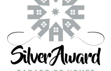 Silver Parade of Homes Award
