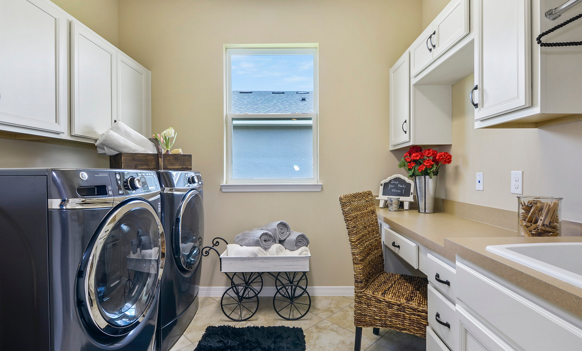 Trilogy at Ocala Preserve Declare Laundry