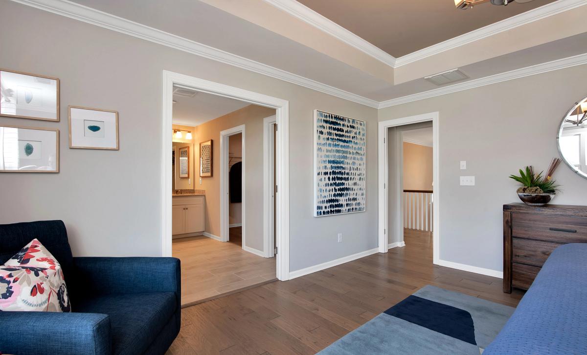 Delaney plan Owner's Suite