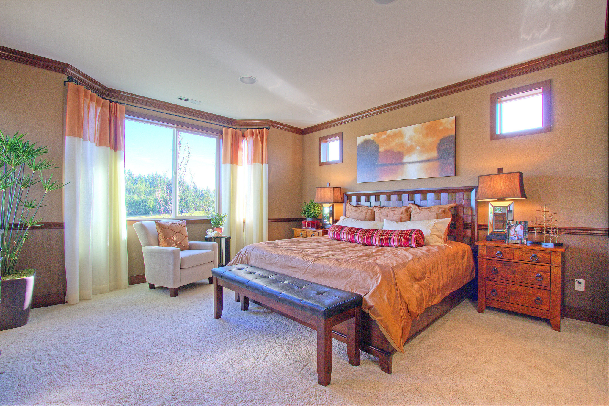 Sjea Homes at Jubilee Nice Master Bedroom