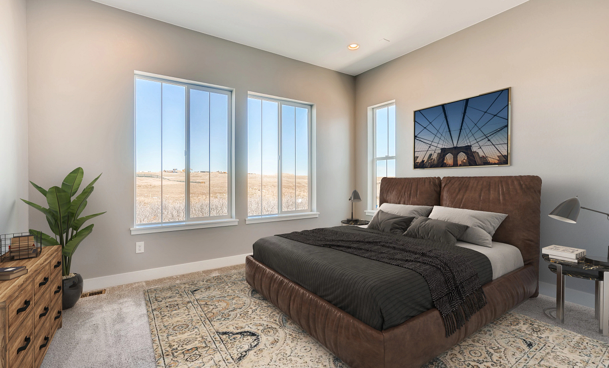 Canyons Reserve Legends Master Bedroom