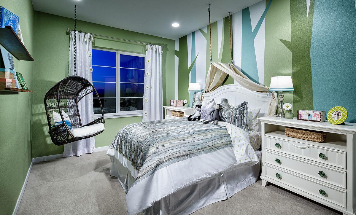 Shea3D Colliers Hill Plan 403 Kids Bedroom