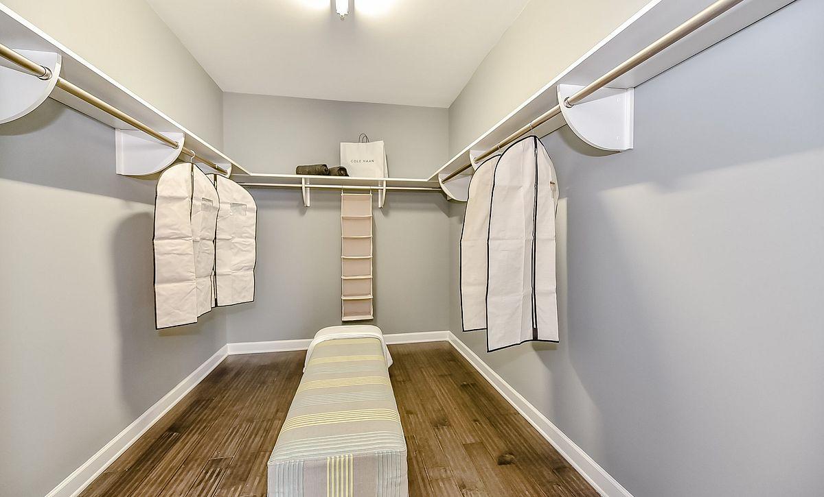 Wyndham plan Owner's Closet
