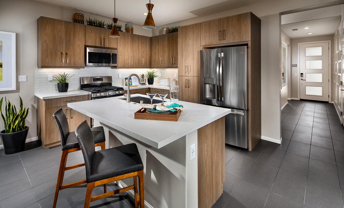 Trilogy Polo Club Aria with Loft Kitchen