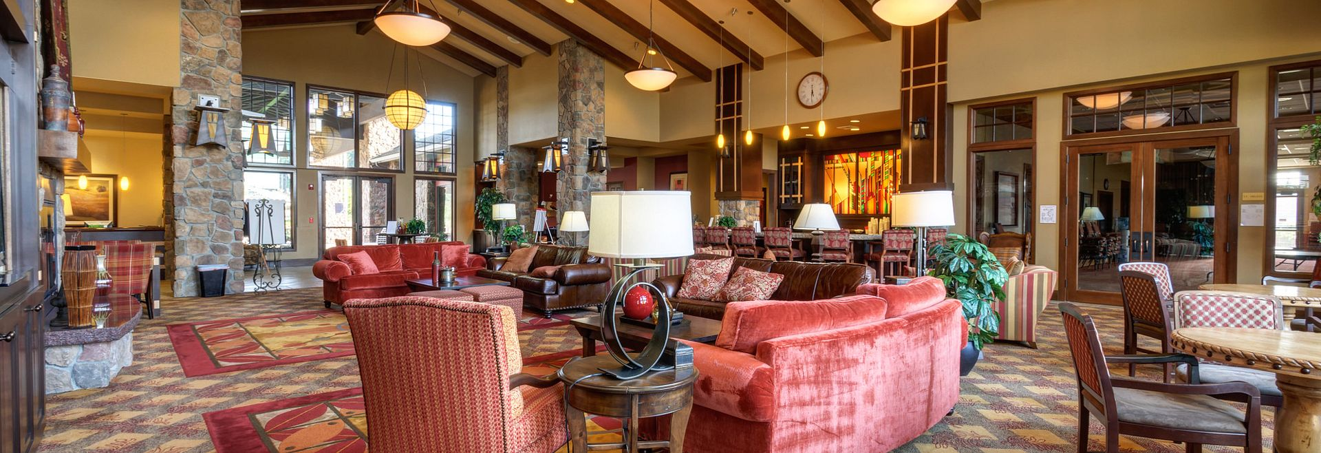 Lodge at Jubilee