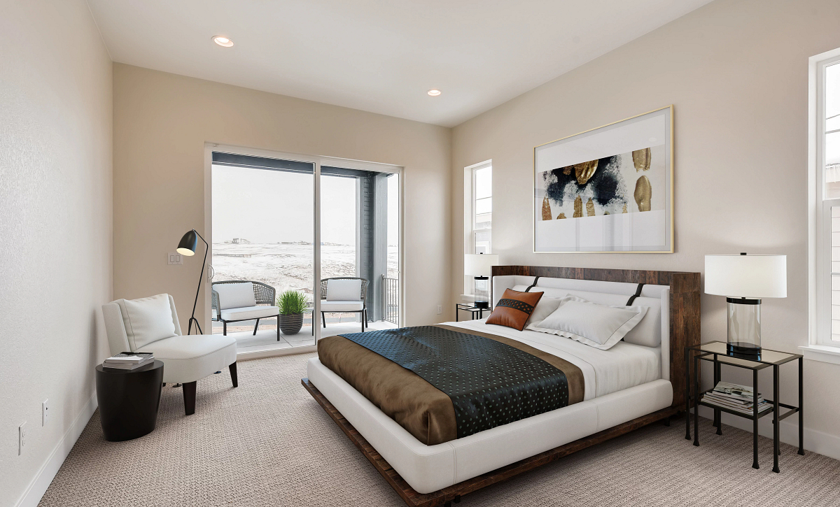 Canyons Reserve Heritage Master Bedroom