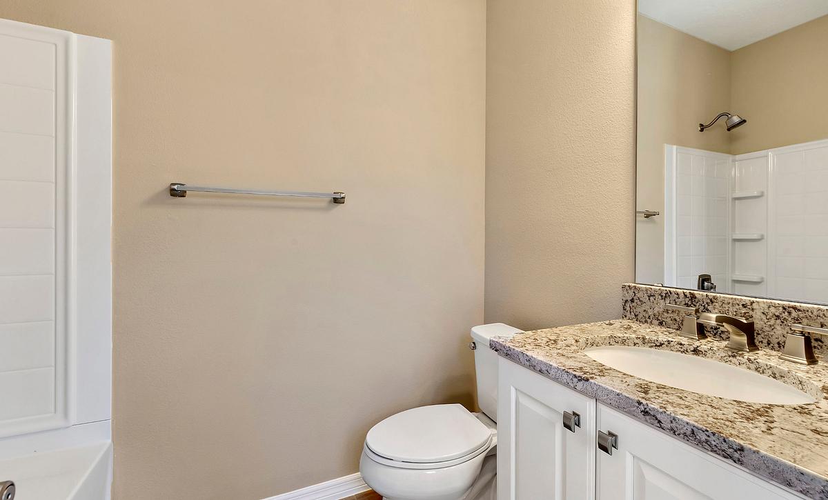 Trilogy Orlando Capri Plan Quick Move In Guest bath