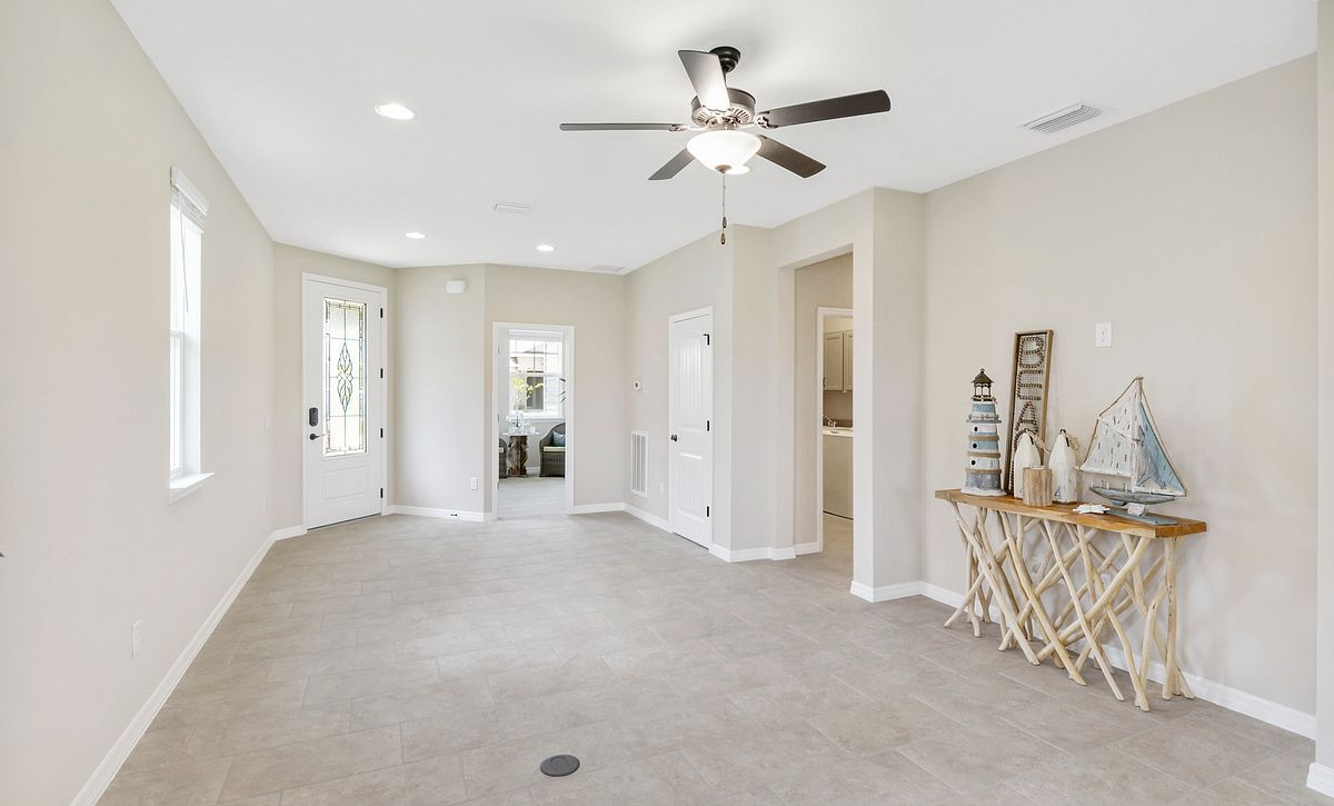 Trilogy at Ocala Preserve Naples Plan Great Room