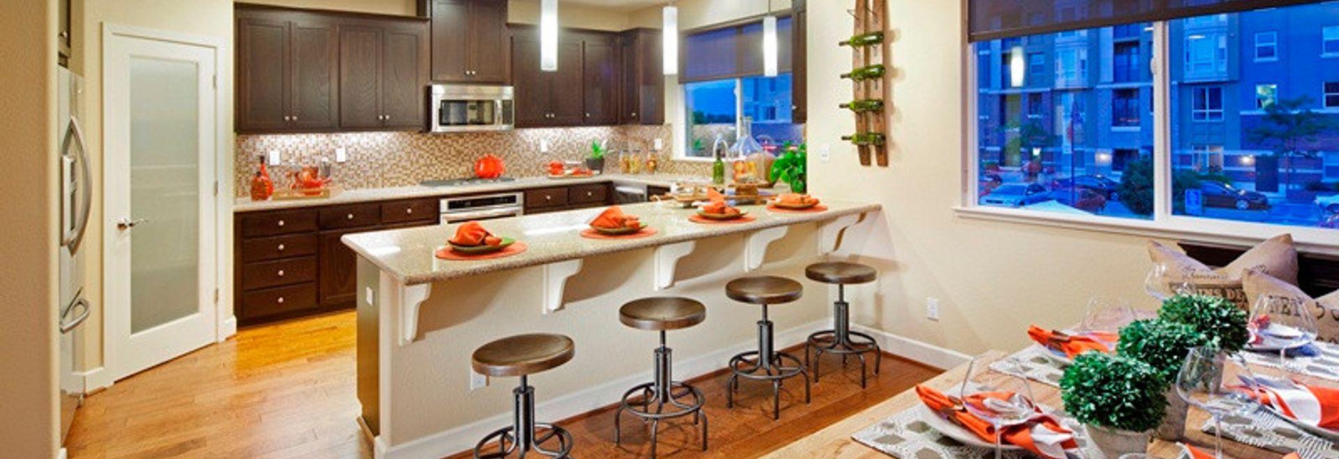 Tralee Plan A Kitchen