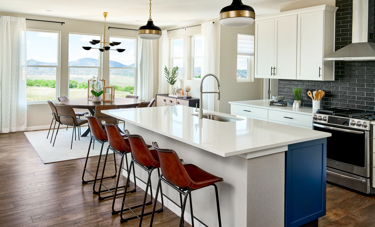 Solstice Stargaze Twilight Kitchen + Dining