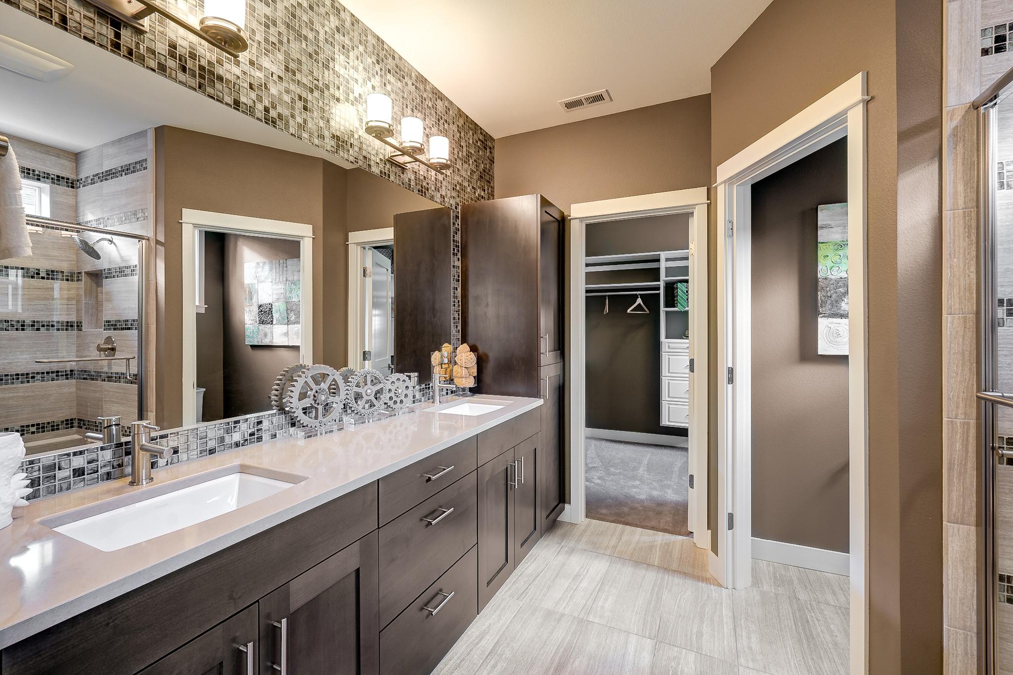 Shea Homes at Jubilee Refresh Master Bathroom