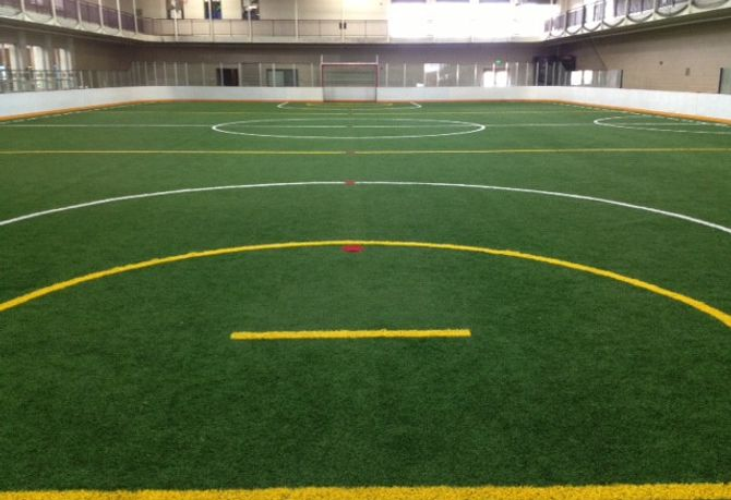 Highlands Ranch Indoor Turf