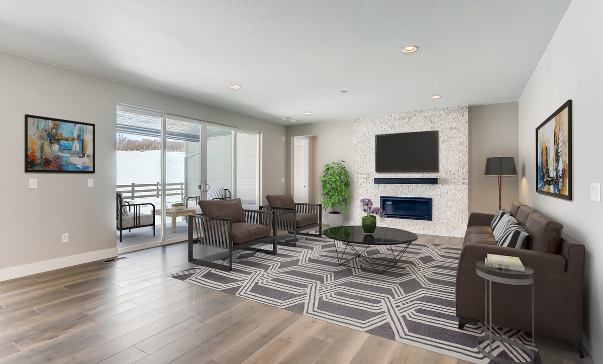 Canyons Luxe Weston Great Room & Patio