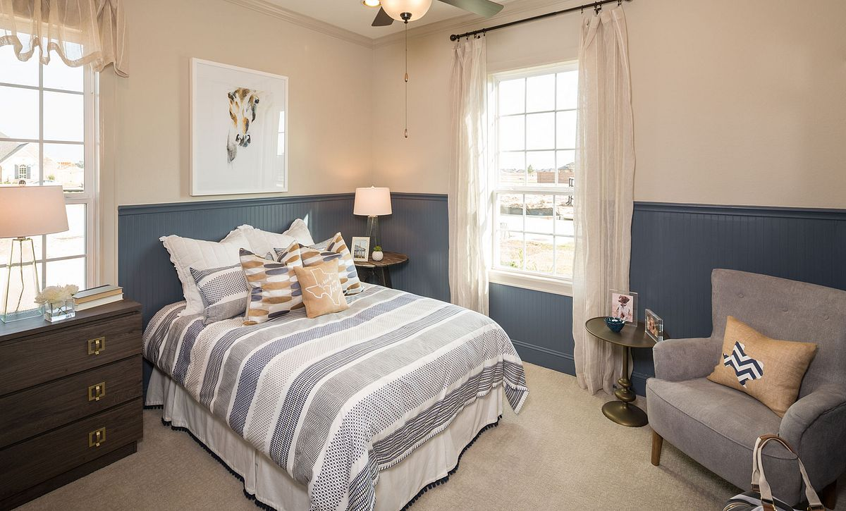 Plan 5114 Guest Bedroom