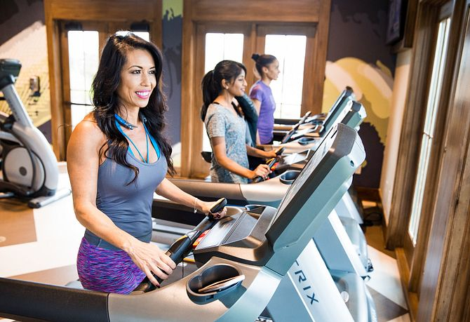 Sienna Fitness Center exclusive for new home residents