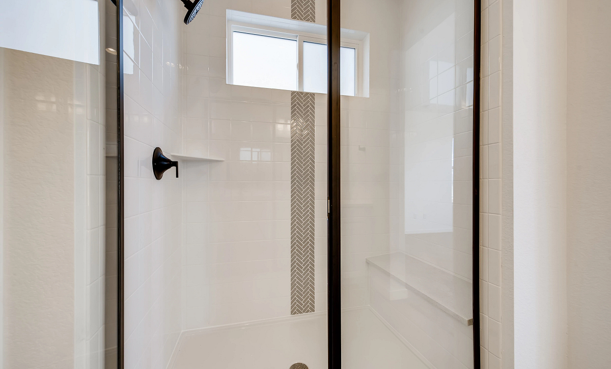 Solstice Stargaze Skywalk Master Bath Shower