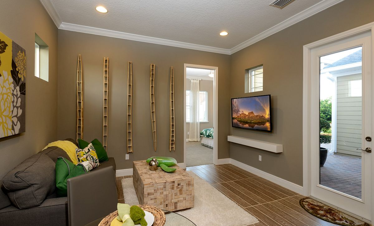 Trilogy Orlando Imagine Plan Villa