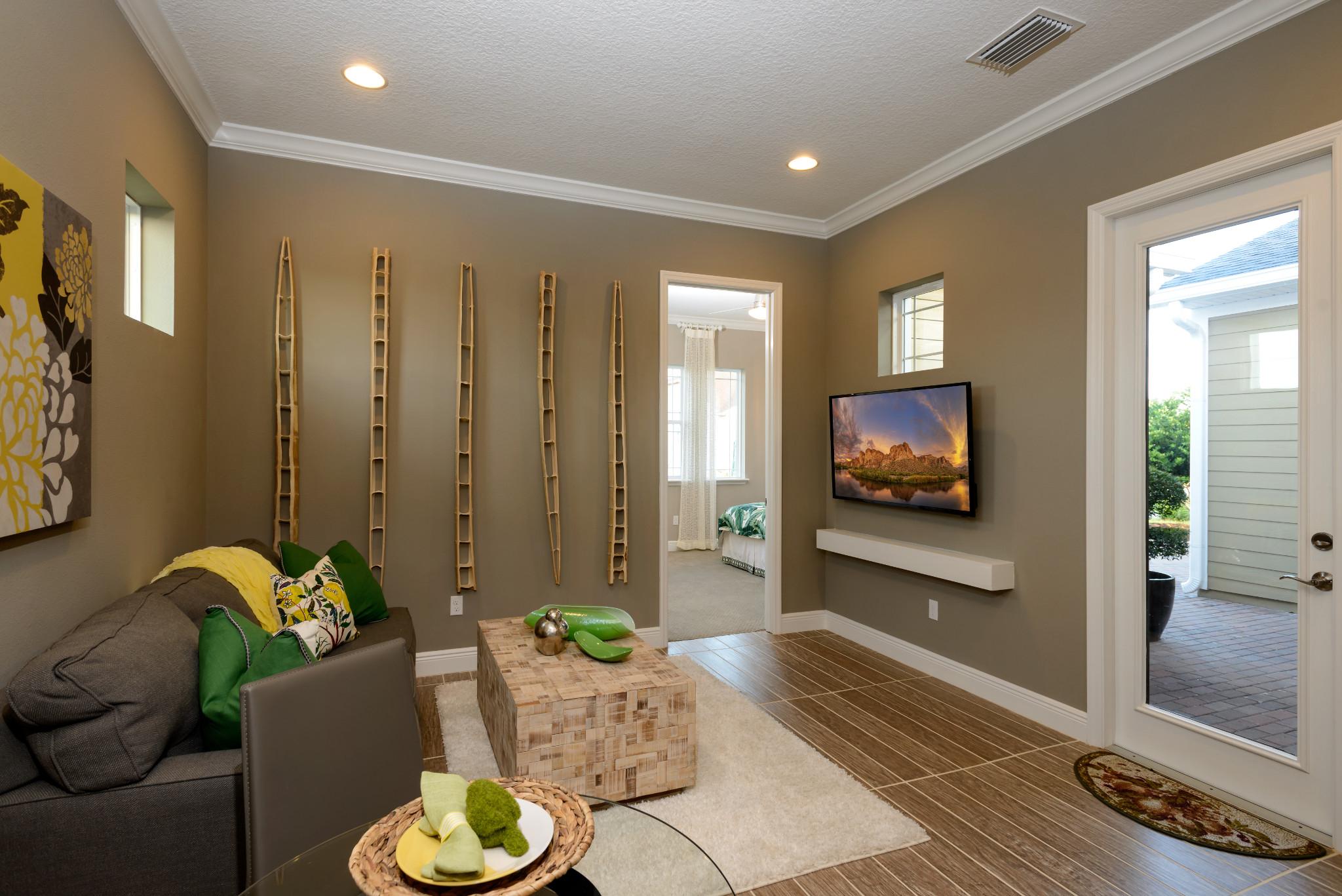 Trilogy Orlando Imagine Plan Villa