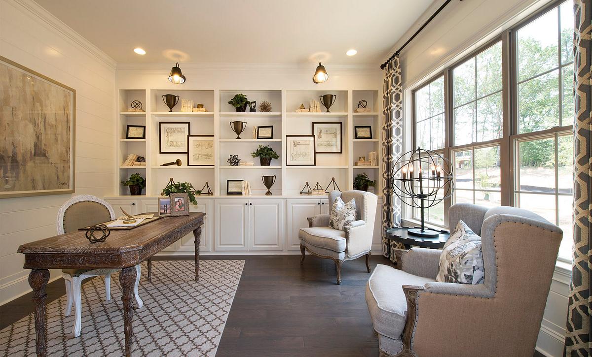 Grayson Model Living Room