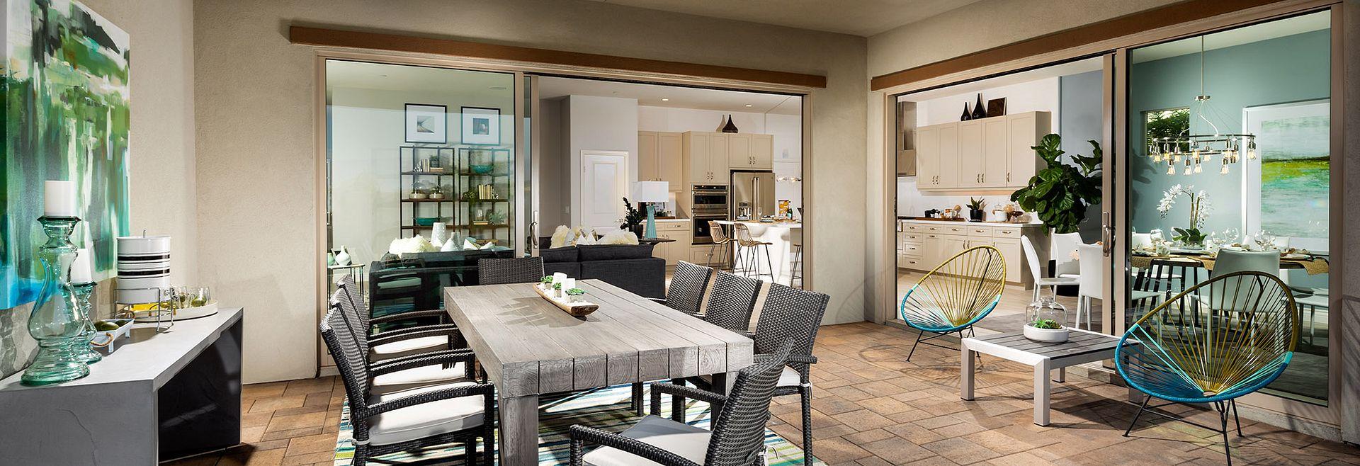 Proclaim Plan Outdoor Room