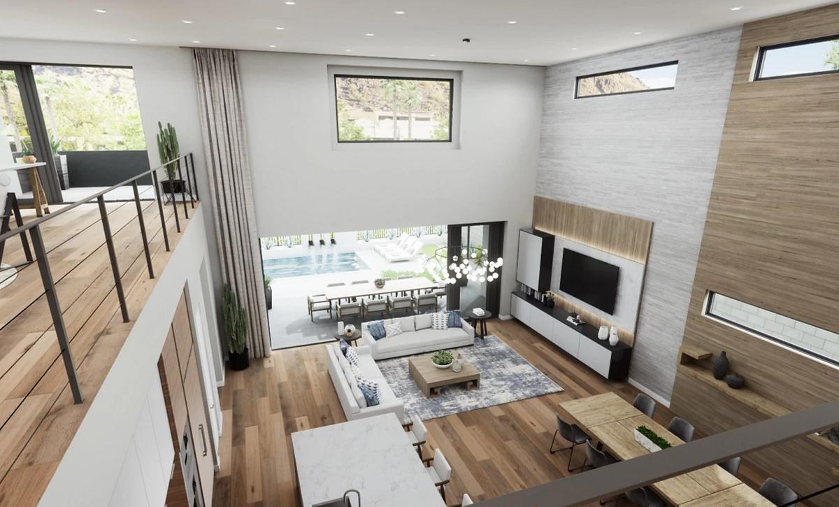 Loft Overlook