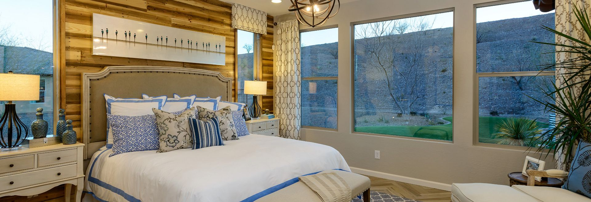 Trilogy at Wickenburg Ranch Plan Juniper Master Bedroom
