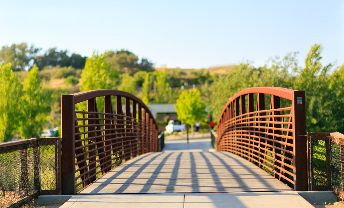 Shea Homes Rice Ranch Bridge