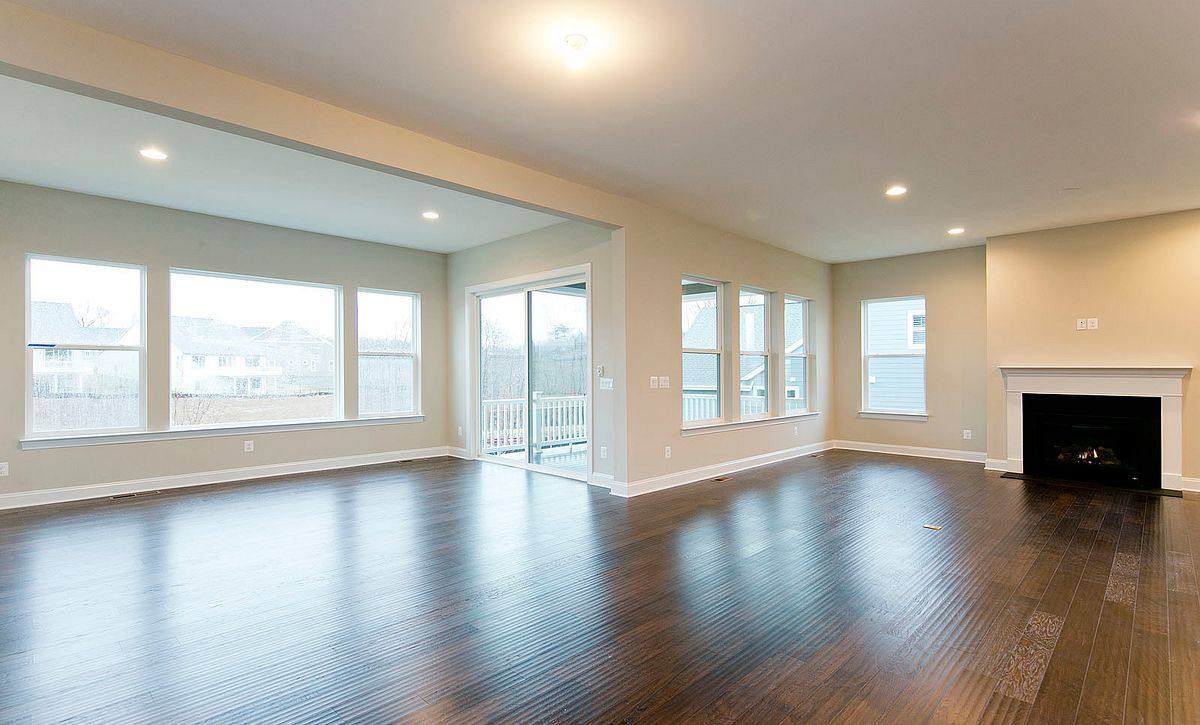 Trilogy at Lake Frederick Quick Move In Home Engage Great Room