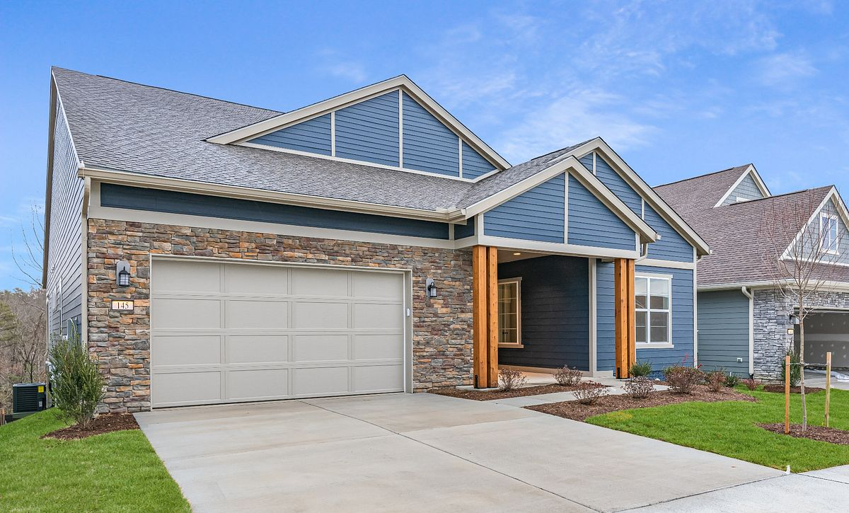 Trilogy at Lake Frederick Quick Move In Home Evoke Plan Exterior
