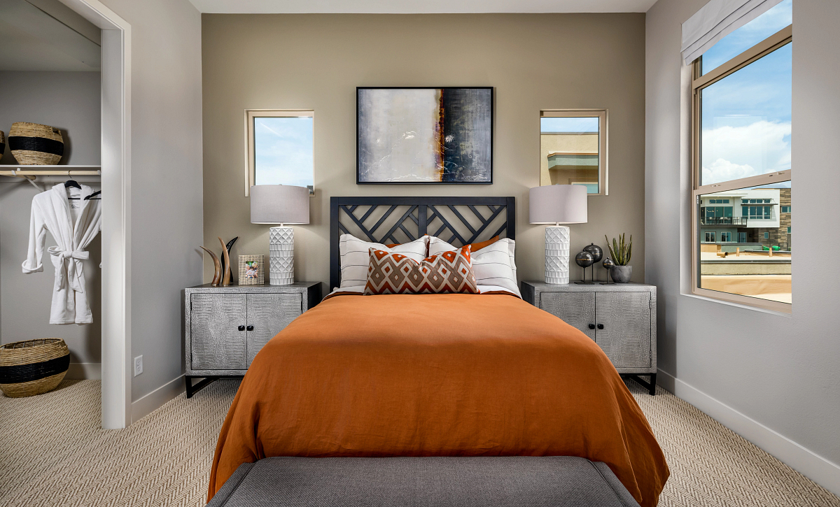 Trilogy Summerlin Radiant Guest Bedroom