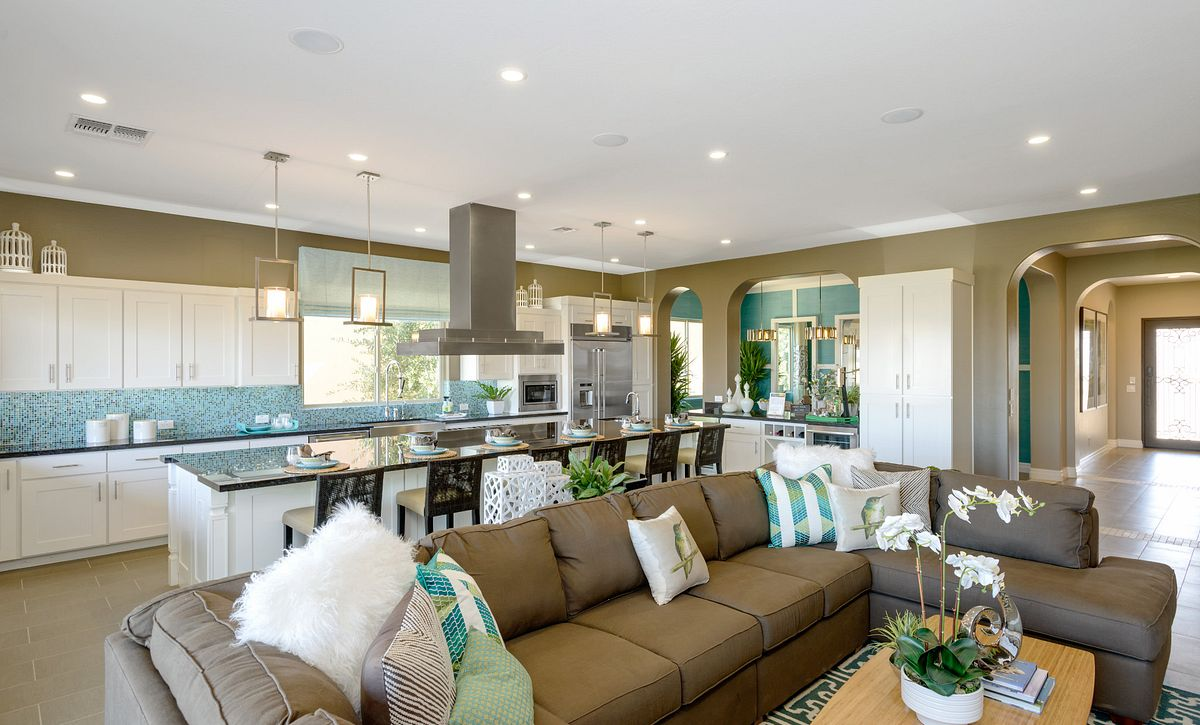 Create Model Open Floor Plan
