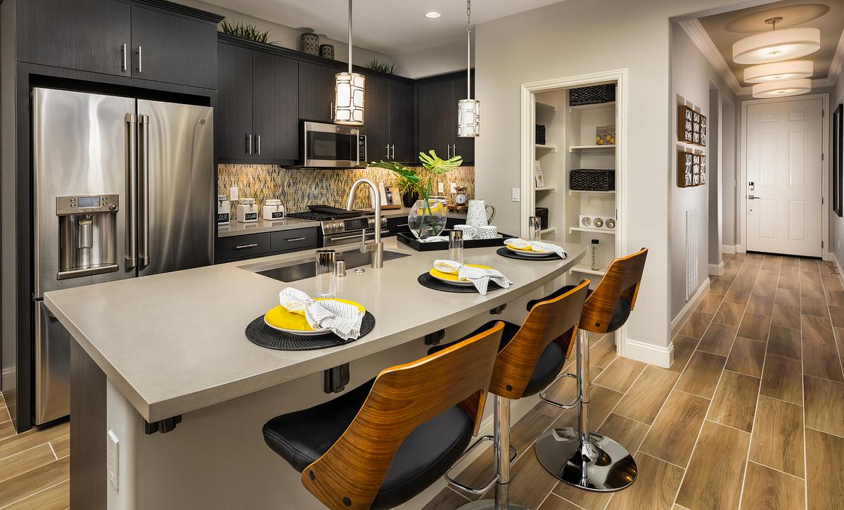 Shea Homes Rice Ranch Sage+ Kitchen