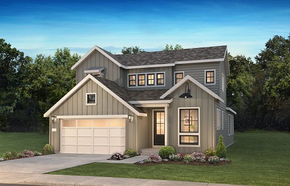 Solstice Harmony Serenity Plan Exterior A