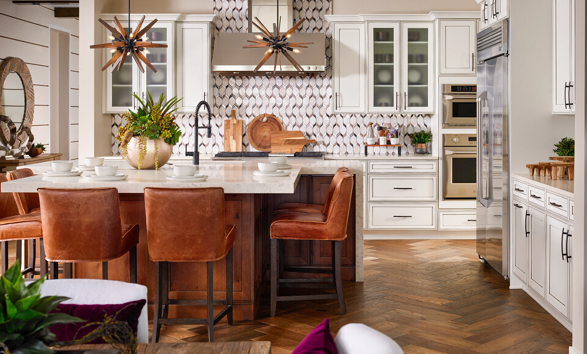 Canyons Retreat Haven Model Kitchen