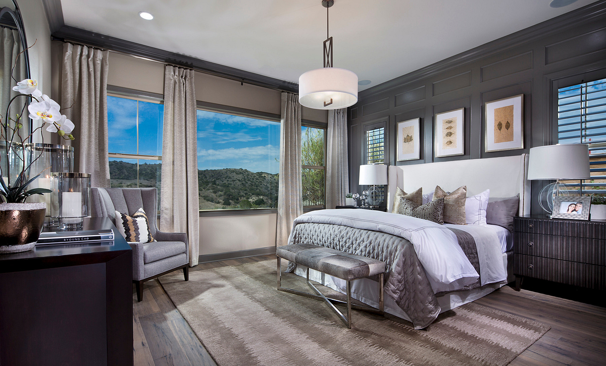 Master Bedroom Alondra Plan 1