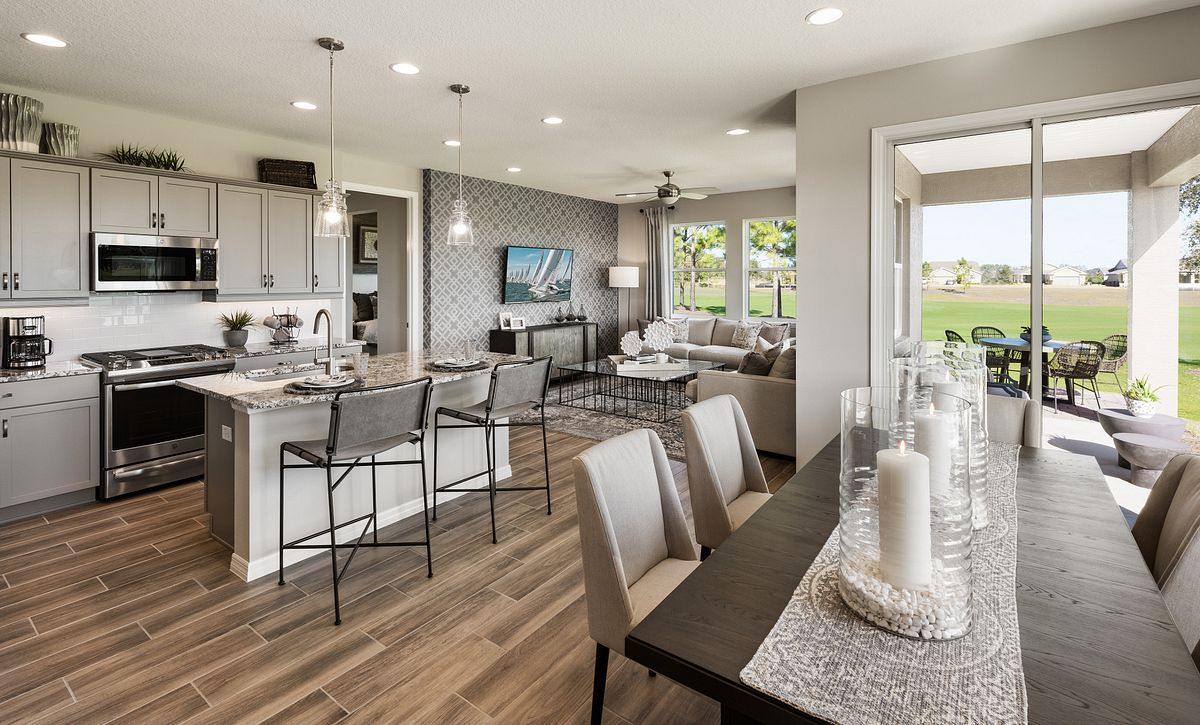 Trilogy at Ocala Preserve Muros Model Home