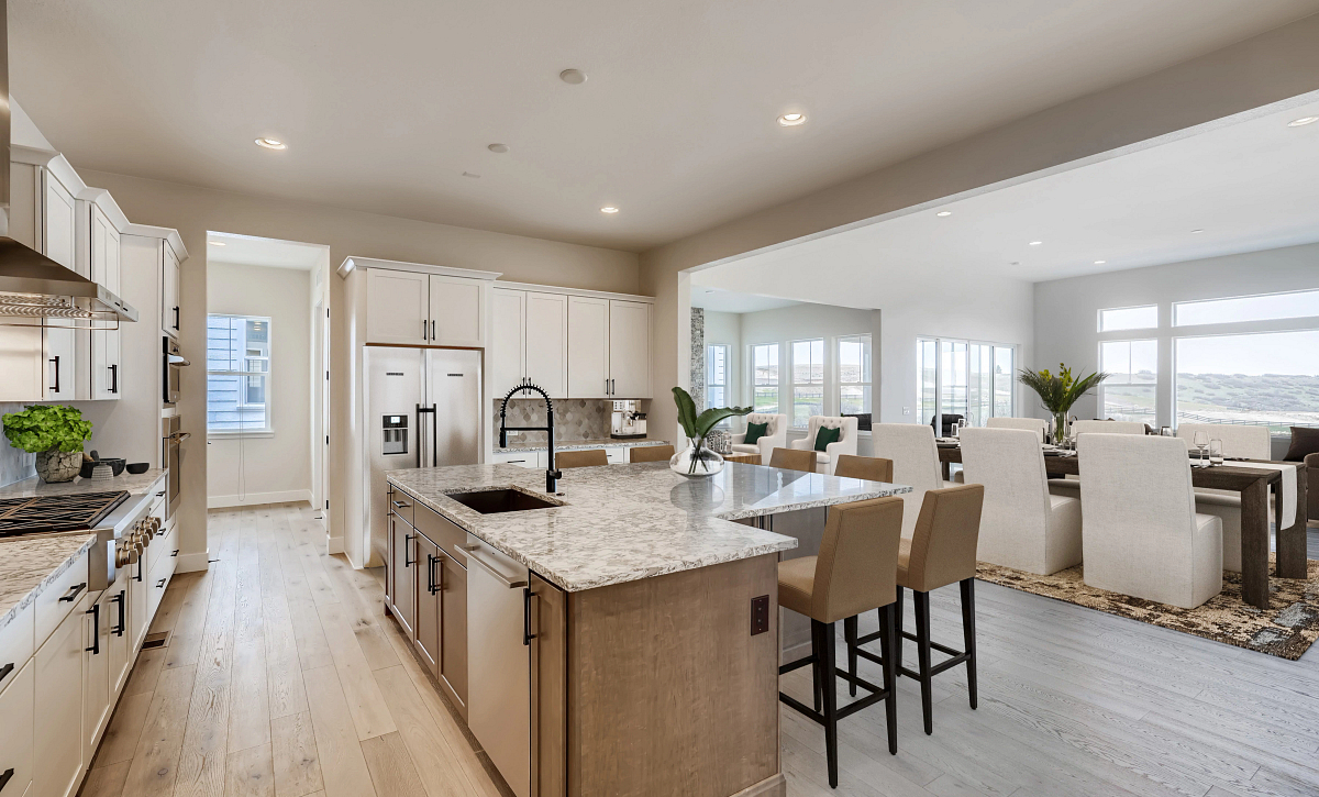 Canyons Retreat Haven QMI Lot 534 Kitchen & Dining