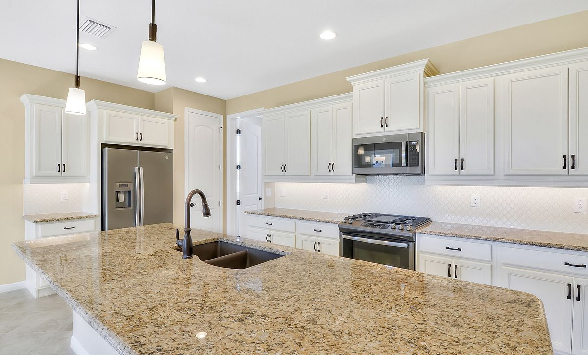 Trilogy at Ocala Preserve Quick Move In Home Affirm Plan Kitchen