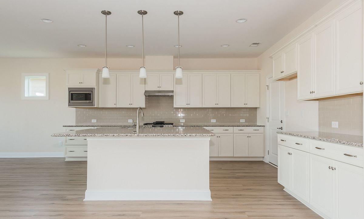 Trilogy Lake Norman Quick Move In Home Proclaim Kitchen