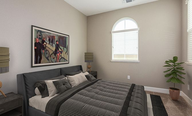 Trilogy Rio Vista Lot 0020 Guest Bedroom