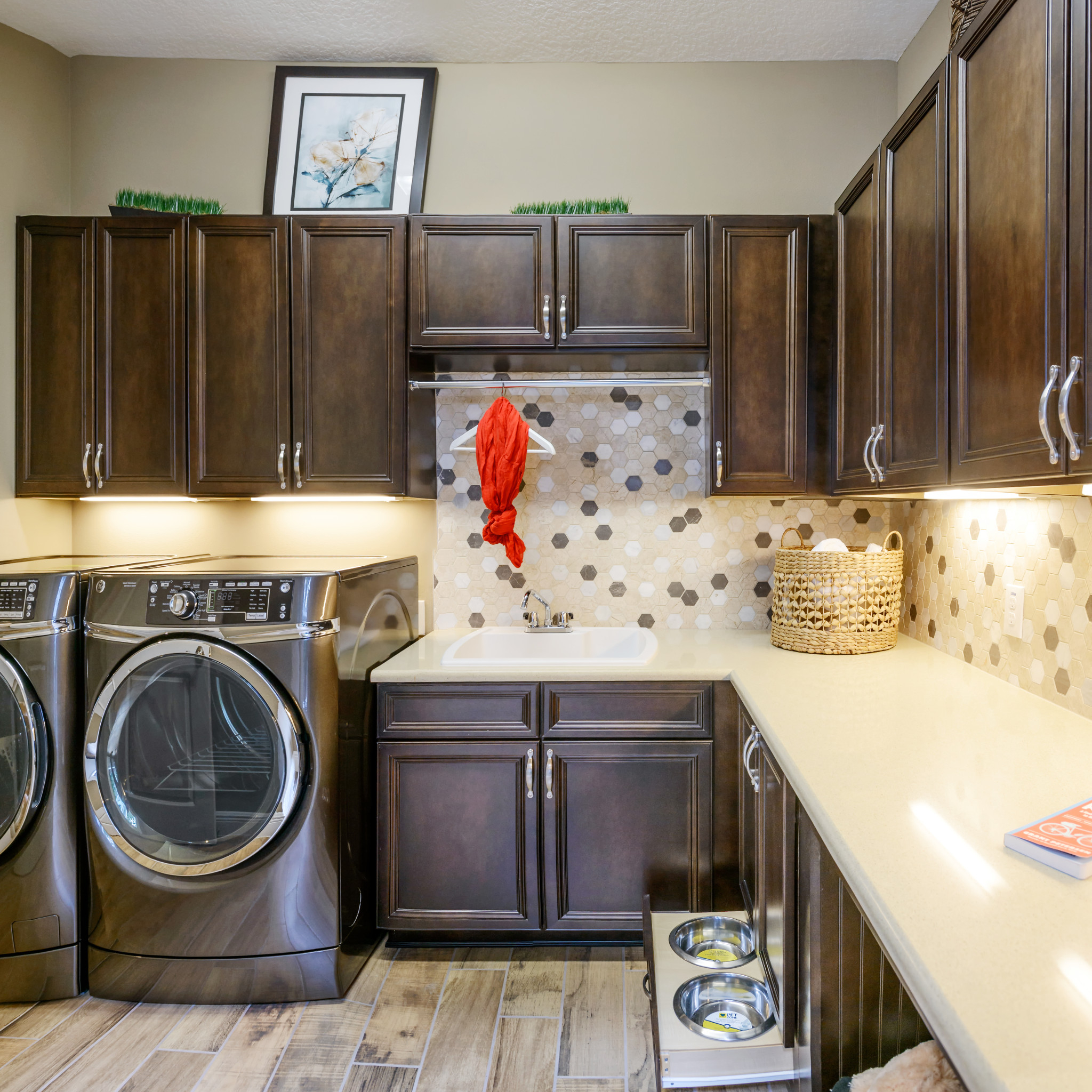 Imagine Plan Laundry Room