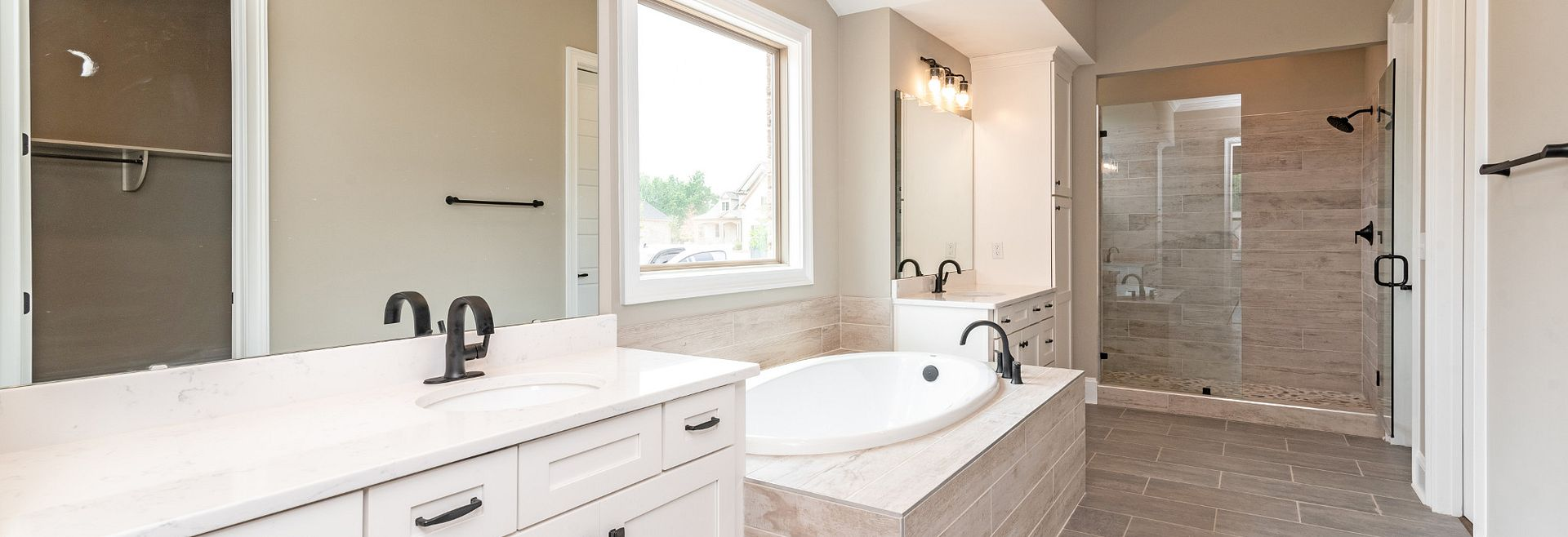 Kingsley plan Owner's Bath