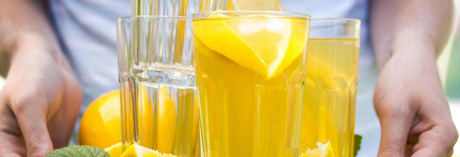 Lark hill Lemonade Lemon Soda