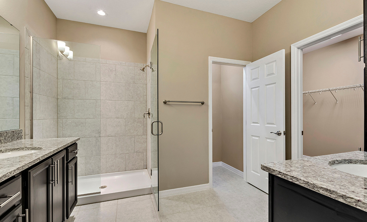 Trilogy Orlando Quick Move In Home Declare Plan Master Bath